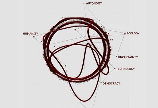 Com treballen els artistes? TAXI STUDIO VISITS — Ars Electronica Garden Barcelona