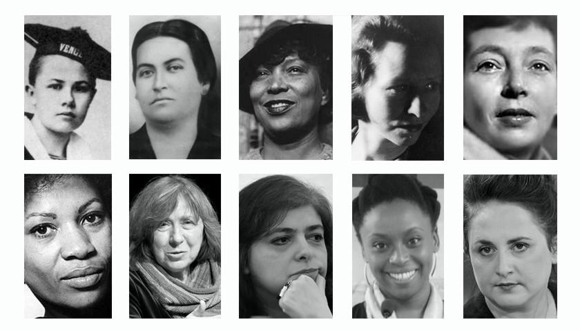 10 Escritoras que transformaron la literatura — Día de las Escritoras