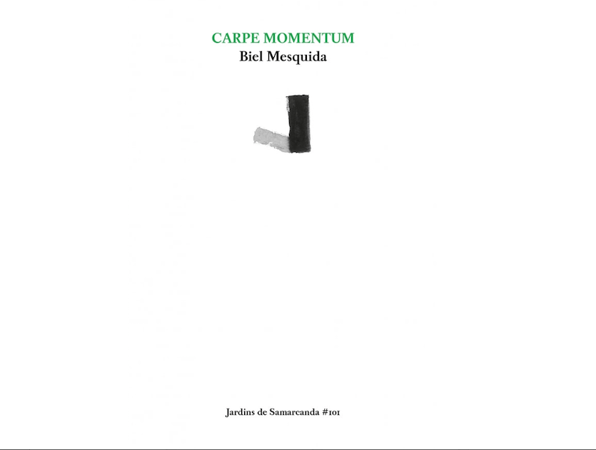 Carpe momentum de Biel Mesquida