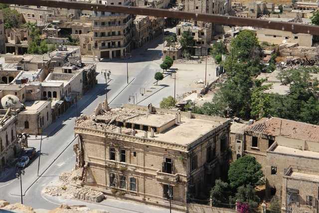 Arqueología en guerra: patrimonio destruido y expoliado por la barbarie