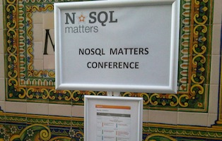 En la conferencia NoSQL Matters