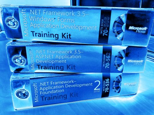 De Microsoft .NET y sus certificaciones