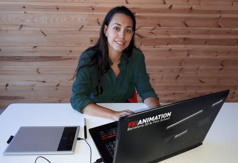 Gisela Vaquero Mujeres Videojuegos