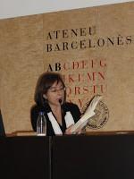 Conferència de Teresa Iribarren