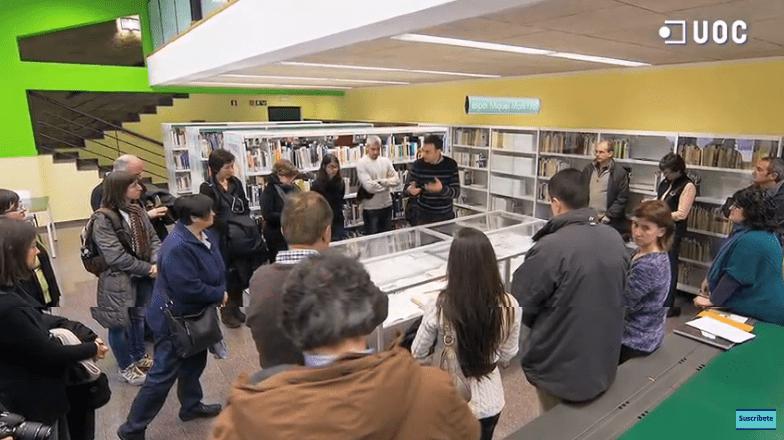 Videoreportatge: III Trobada de Llengua i literatura catalanes i Filologia catalana.