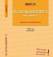 """Ressenya del manual """"El català escrit 2. Nivell superior"""""""