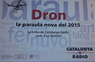 Dron, la paraula nova del 2015