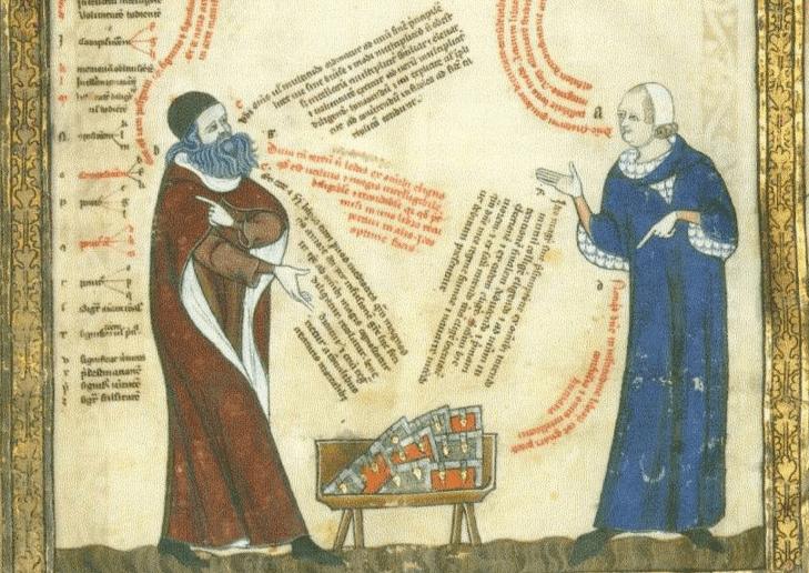 Ramon Llull, un laic que utilitza la llengua del poble | Any Llull