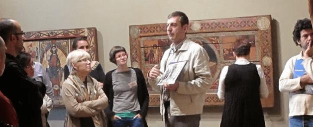 Literatura Europea al Museu Episcopal de Vic