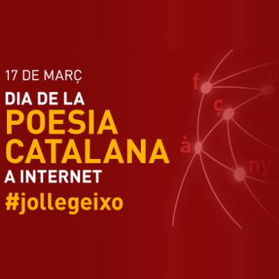 Dia de la Poesia catalana a Internet 2017