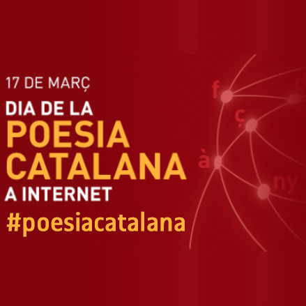 El 17 de març omplim la xarxa de poesia catalana!