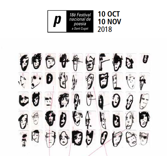 18 versos per celebrar els 18 anys del Festival Nacional de Poesia a Sant Cugat